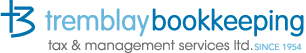Tremblay Bookkeeping & Tax Service Logo